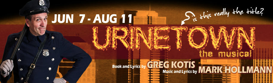 Urinetown at the Jungle Theater