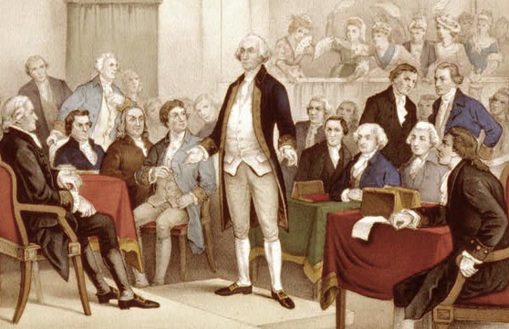 First Continental Congress - Philadelphia - 1776