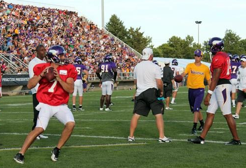 2013 Vikings Training Camp
