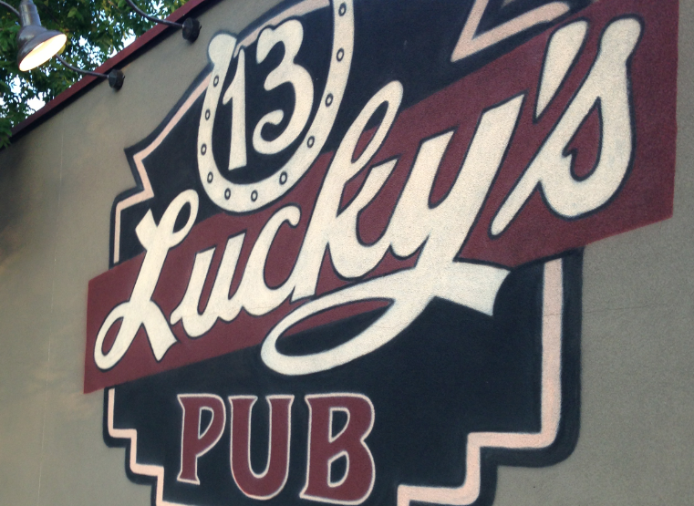 Lucky's 13 Pub - Bloomington