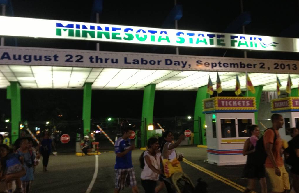 MN State Fair - Main Gate