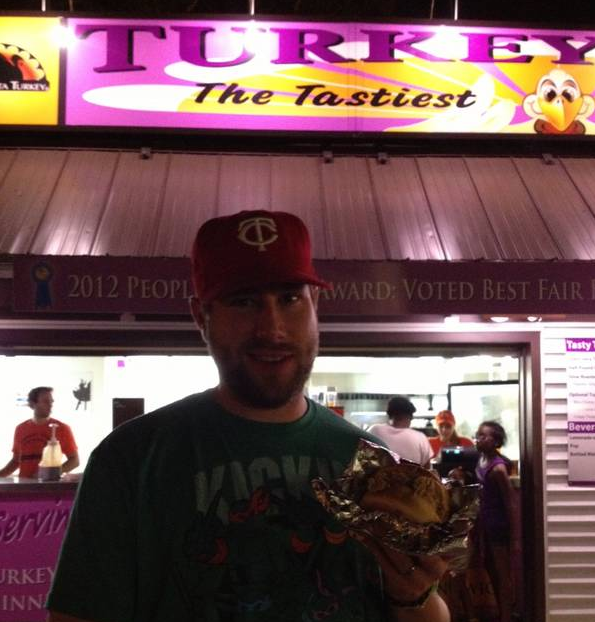 Turkey to Go - MN State Fair