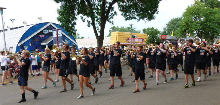 MN State Fair - Underwood Parade