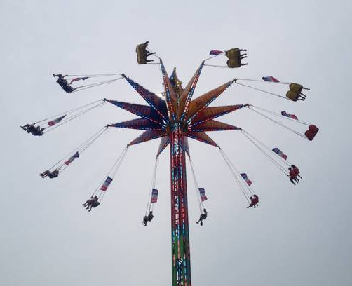 MN State Fair - Midway