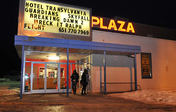 Plaza Theater -Shutting Down