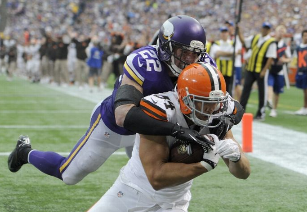 Harrison Smith Burned - Cameron - Browns