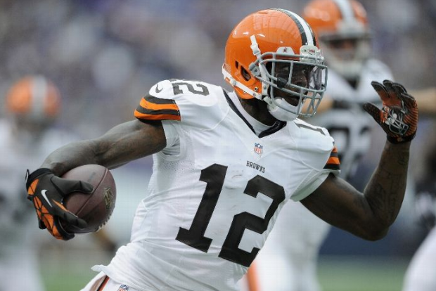 Josh Gordon - Browns - Vikings - 2013
