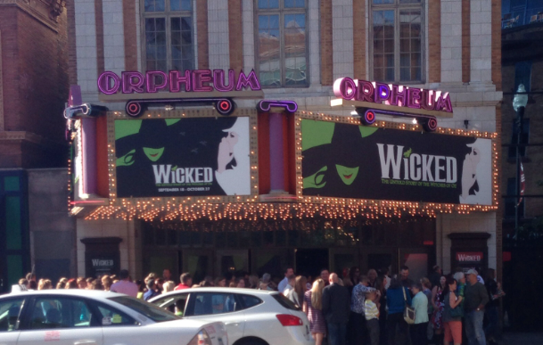 Orpheum - Minneapolis - Wicked