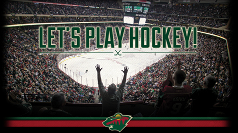 Minnesota Wild Hockey - 2013