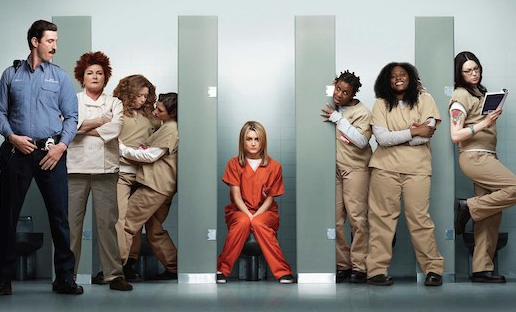 Orange is the New Black - Netflix