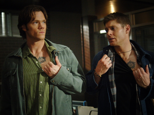 Sam and Dean Winchester - Supernatural - CW