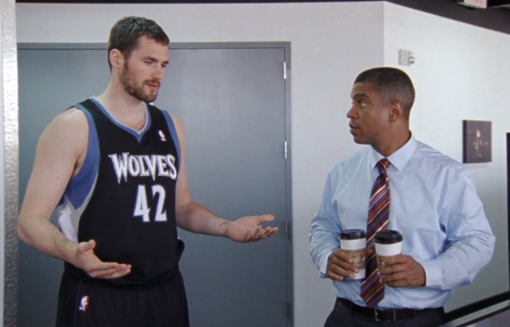 Kevin Love - This is Sportscenter Commercial - Timberwolves - 2013