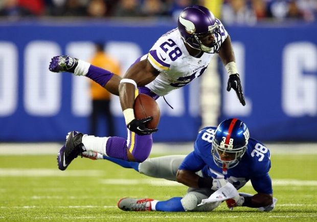 Adrian Peterson - Shut Down - Monday Night Football - 2013