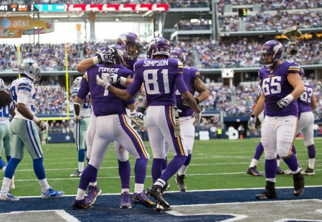 Ponder - Vikings - Cowboys - 2013