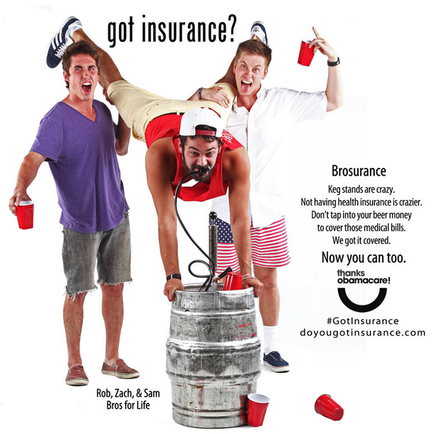 Obamacare - Affordable Healthcare Act - Advertisement
