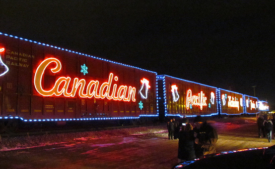 Holiday Train - Canadian Pacific - 2013 - Cottage Grove