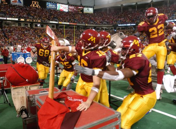 ESPNs College Game Day Eyeing Dinkytown For Gophers Versus Badgers