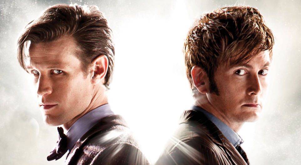 The Day of the Doctor - Tenth and Eleventh Doctor