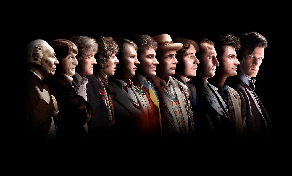All Eleven - Doctor Who