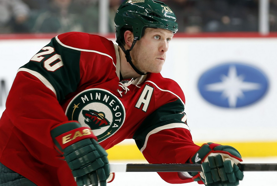 Ryan Suter - Wild - 2013 - Defenseman
