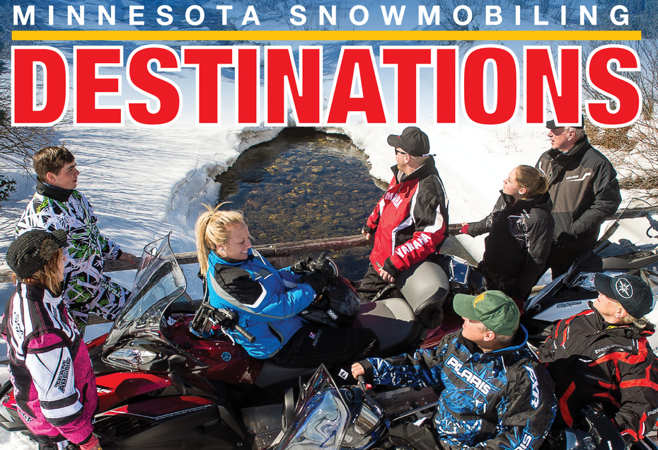 Minnesota Snowmobile Guide - Explore Minnesota - 2013