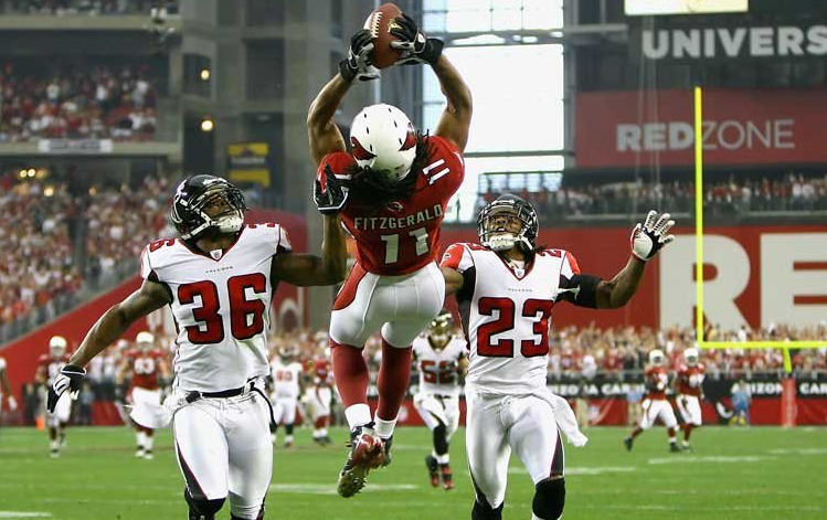 Larry Fitzgerald - Epic Catch - Cardinals