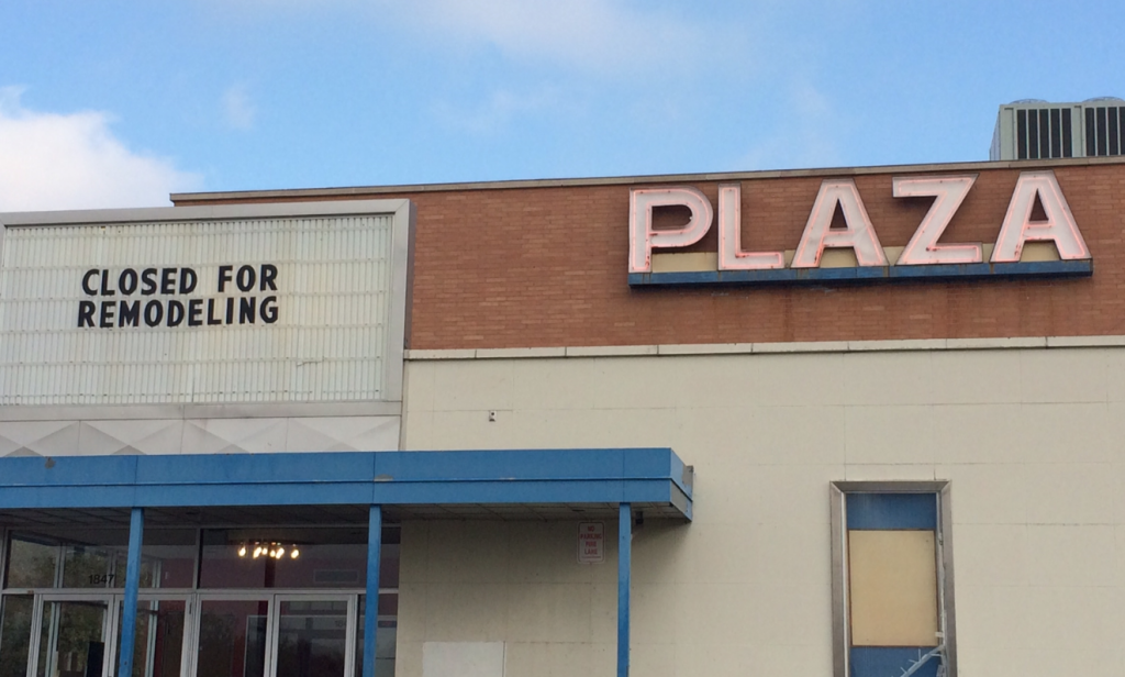 The Plaza Theater - Maplewood - Controversy - Remodel - 2013 - Exterior