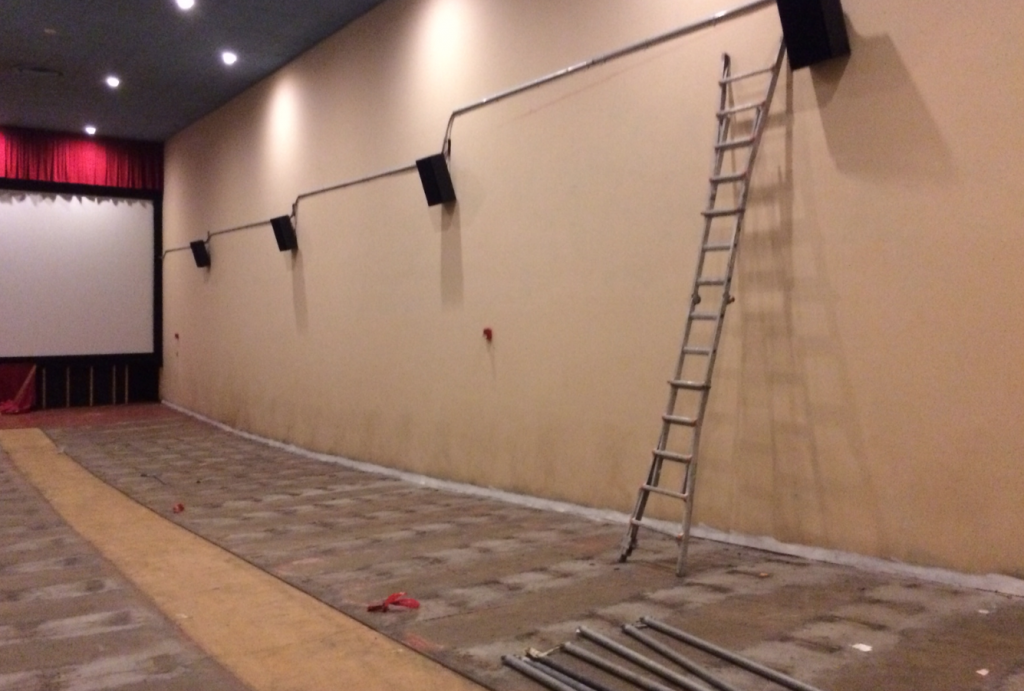 The Plaza Theater - Maplewood - Remodel -