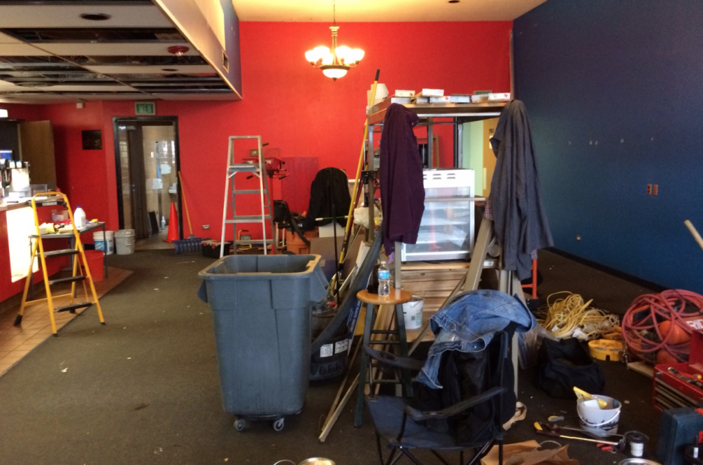 The Plaza Theater - Maplewood - Controversy - Remodel - 2013