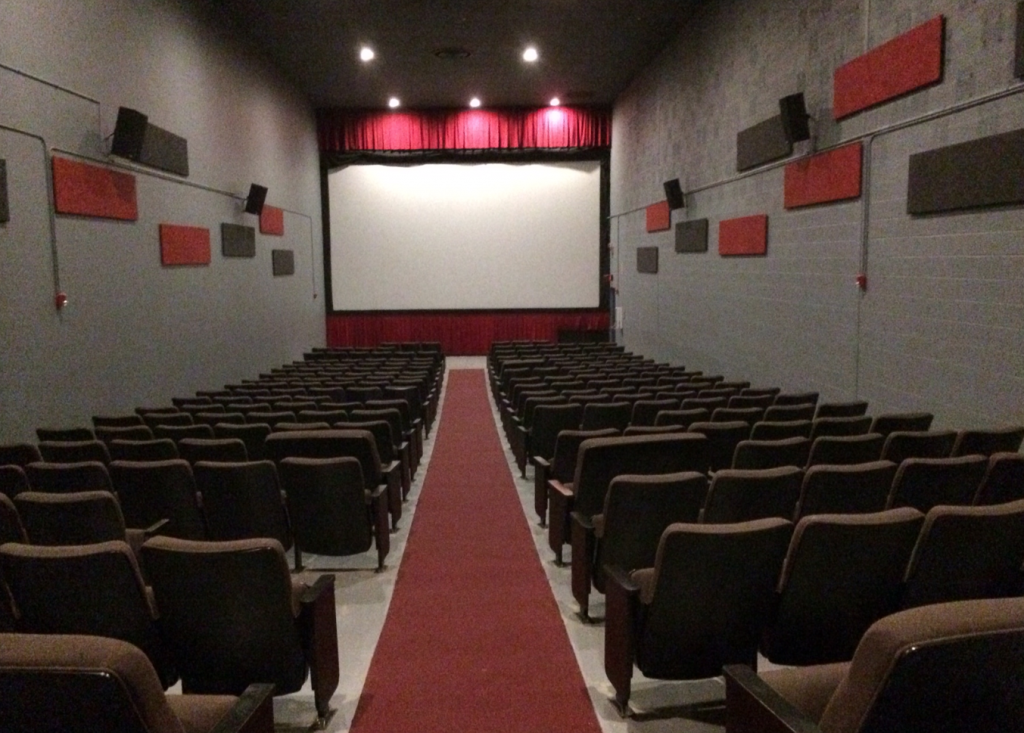 Brand new theater - the Plaza - Maplewood - 2013 - Woodland Hills