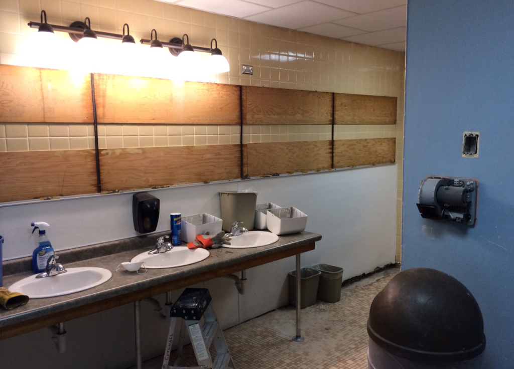 The Plaza - Bathrooms - remodel - 2013