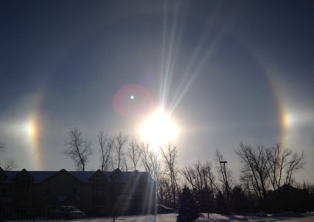 Sun Dogs - Minnesota