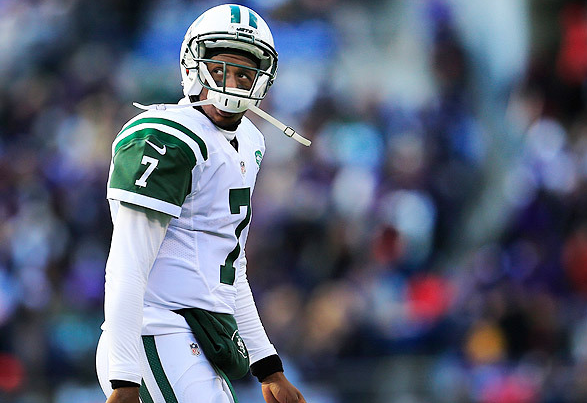 Geno Smith Sucks - Jets - Awful
