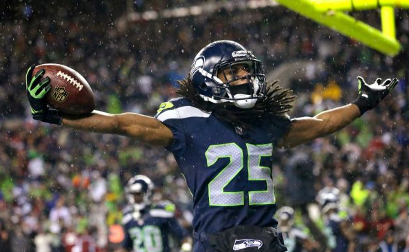 Richard Sherman - Seahawks - 49ers