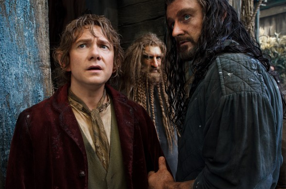 The Hobbit - Desolation of Smaug - 2013 - Review