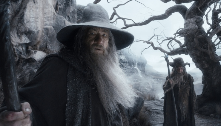 Gandalf - The Hobbit - Desolation of Smaug