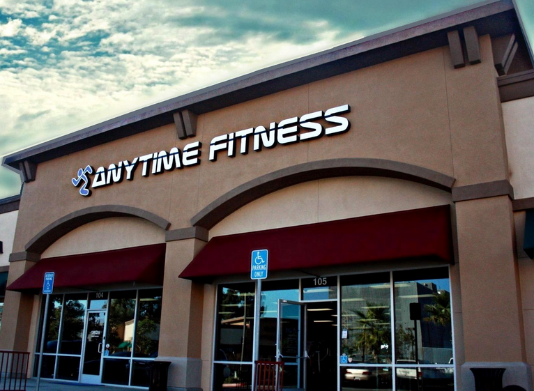 Anytime Fitness - Franchise 500 - Number One