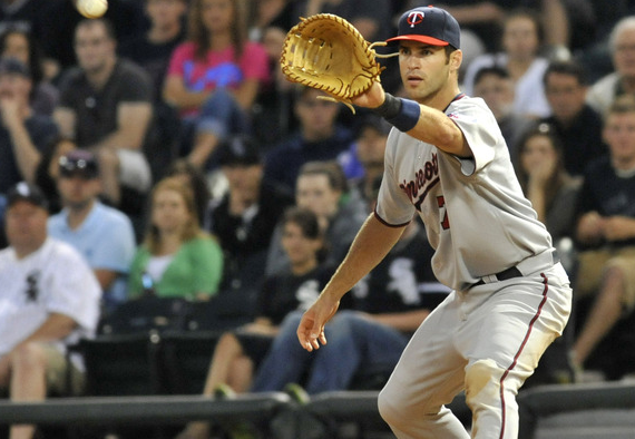 Joe Mauer - Twins - Minnesota - First Base - 2014