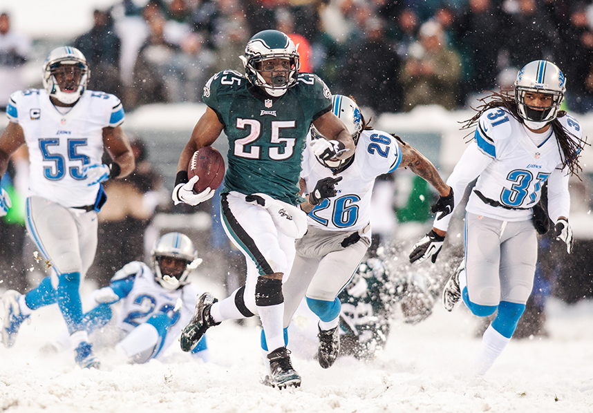 LeSean McCoy - Eagles - 2013
