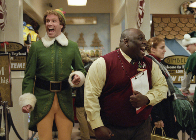 Elf - Best Christmas Movies - 2013 - Minnesota Connected
