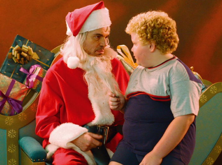 Bad Santa - Best Christmas Movies - Holidays - 2013 - Minnesota Connected