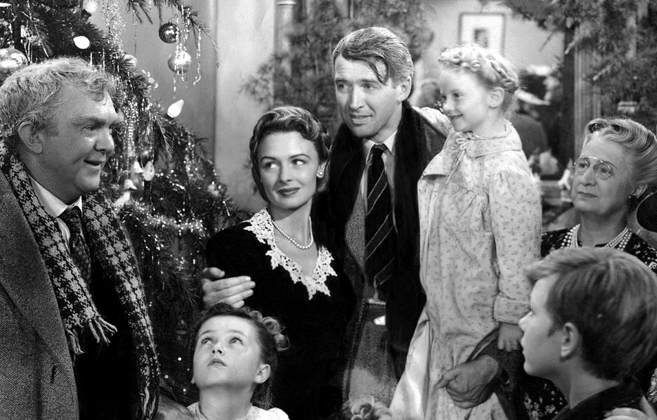 Its a Wonderful Life - Best Christmas Movies - Holidays