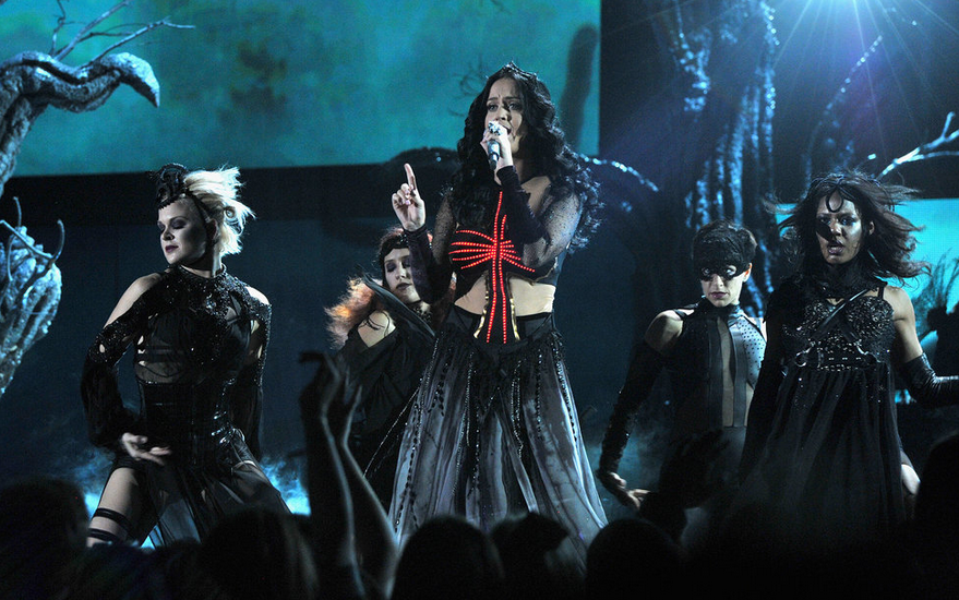 Katy Perry - Grammy Performance - 2014 - Satanic - Witchcraft - Not a Christian