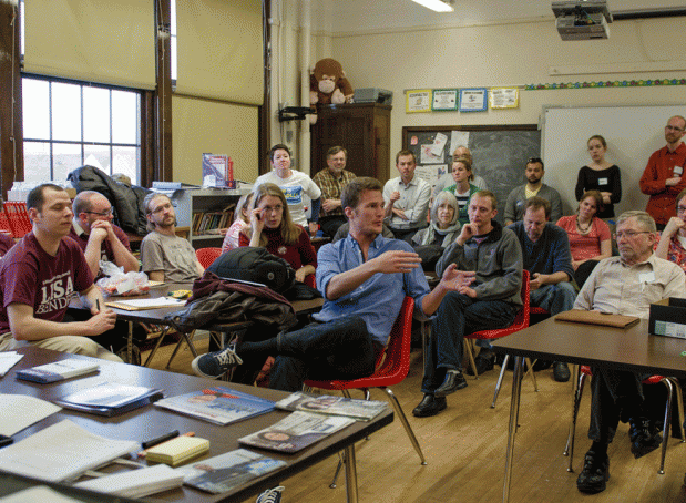 Minnesota Precinct Caucuses -DFL -GOP - Statewide - February - Grassroots Politics - Supporters Discussion - 2014
