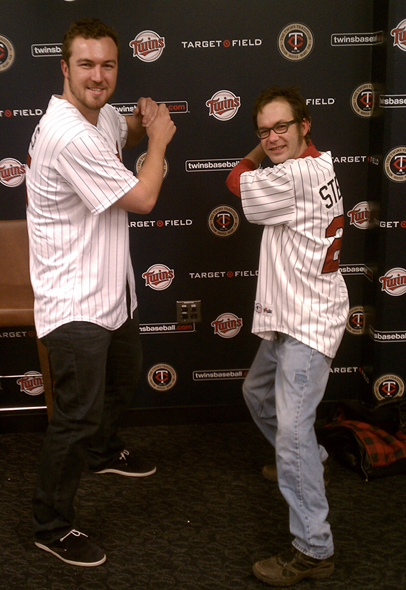 Phil-Hughes-Target-Field-Twins-Fest-2014-Snow