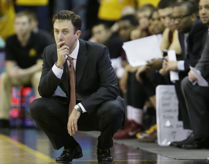 Richard-Pitino-2014-Gophers-Men's-Basketball