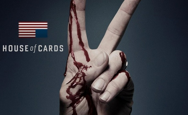 House of Cards - Season 2 teaser - Season Two - Netflix