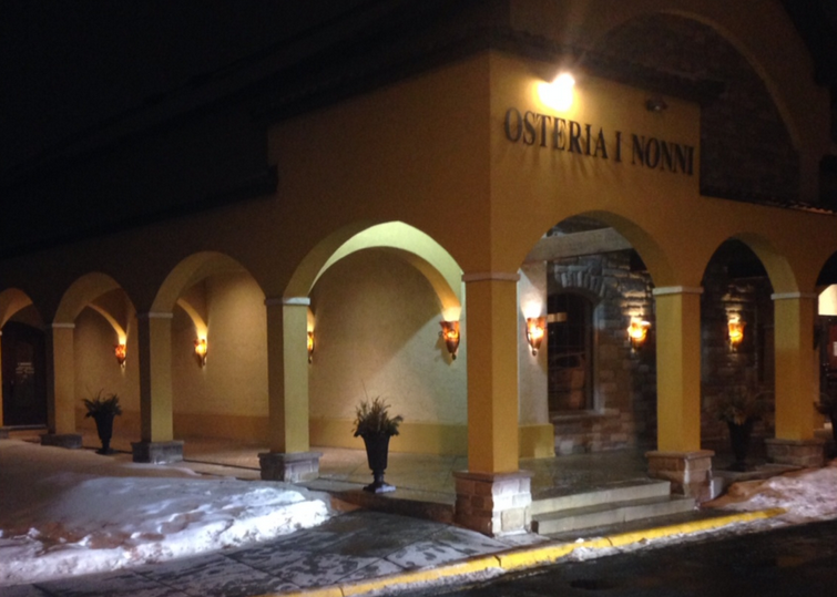 I Nonni - Lilydale - Restaurant Review