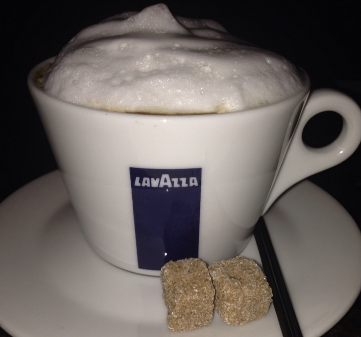Cappuccino - I Nonni - Restaurant Review - 2014