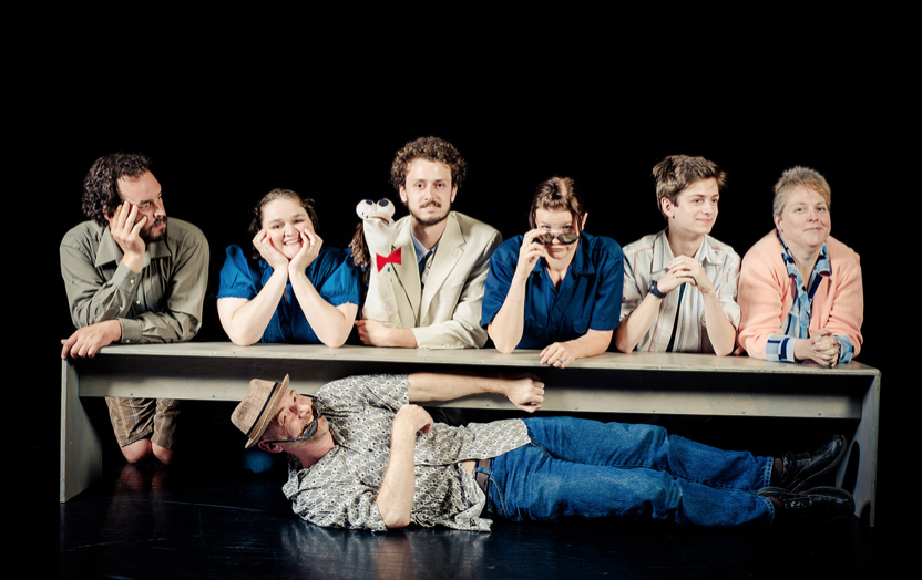 Fuddy Mears - Theater Review - Minneapolis -  The Loudmouth Collective - 2014